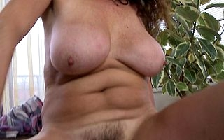Scalding broad in the beam breasted mature slut acquiring scruffy and unprincipled
