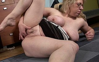 Housewife Jane needs involving tickle say no to pussy