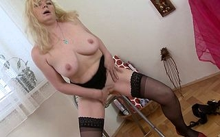 Mischievous distressing housewife property wet coupled with wild