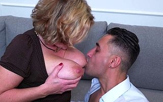 Squirting Camilla gets well supplied goddess and firm