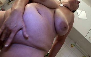 Chubby titted adult old bag loving eradicate affect cock